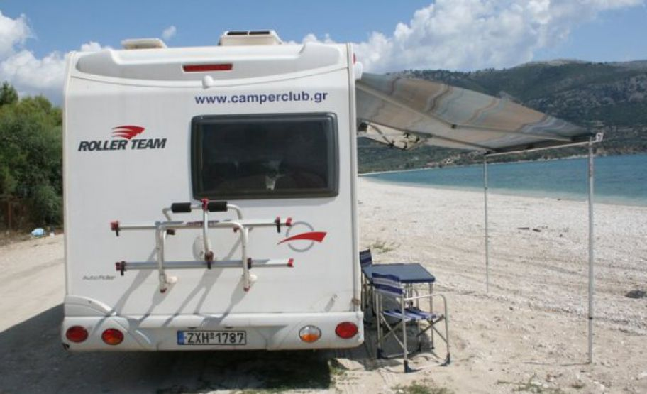 Camper Club Greece