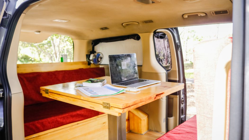 Campervan Adventure