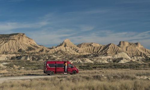 Adventure Campervan (2 PAX)