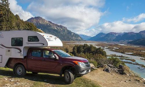 Patagonia Camper 4x4 Double Cabin