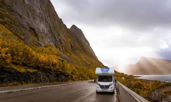 RV rental in Iceland